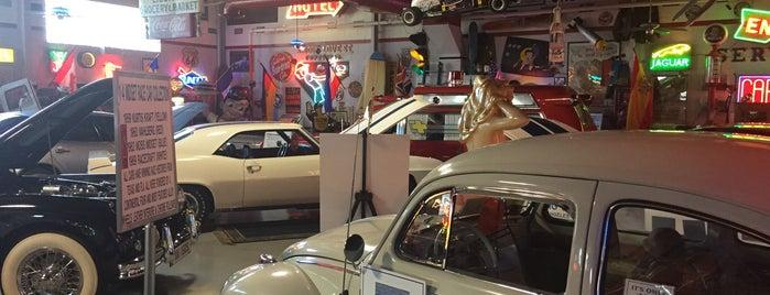 Mt Dora Museum of Speed is one of SE.