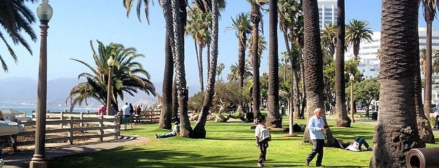 City of Santa Monica is one of Socal.