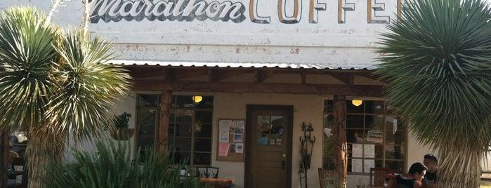 Marathon Coffee is one of Kansas City to Big Bend.