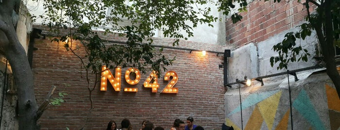 No:42 is one of İzmir.