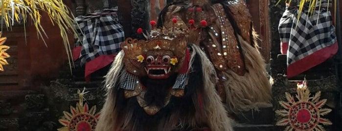 pemaksan barong denjalan is one of Bali.