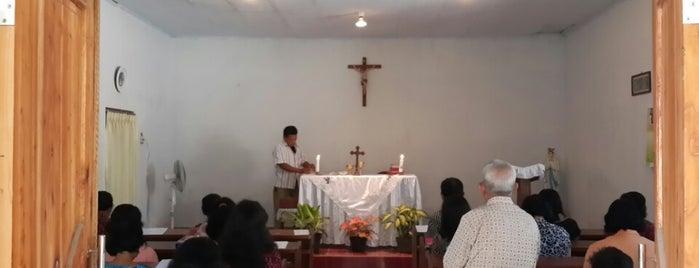 Gereja Katolik St. Fransiskus Xaverius Wadaslintang is one of Gereja Katolik & Biara di Indonesia.