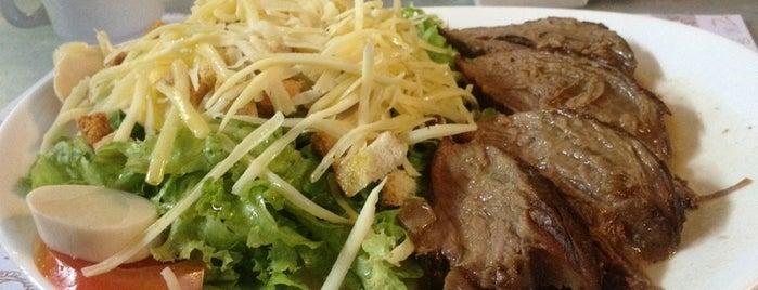 Leiteria Santa Clara is one of Restaurantes do dia a dia.