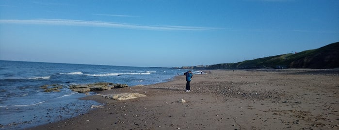 Seaham Hall Beach is one of Orte, die Carl gefallen.