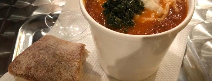 Soup en Zo is one of 🌠.