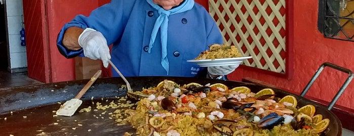Restaurante Don Quijote is one of Vacaciones En Piriápolis.
