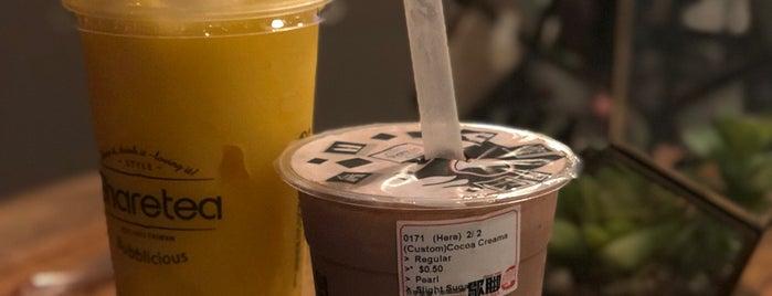 Share Tea is one of Niki : понравившиеся места.