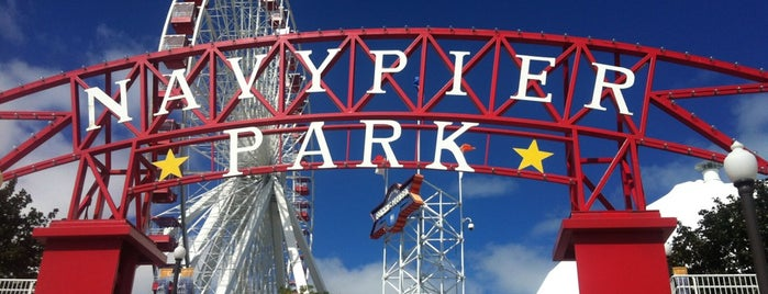 Navy Pier is one of Chicago Must.