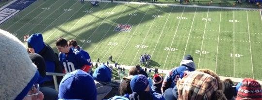 MetLife Stadium is one of Posti che sono piaciuti a Nick.