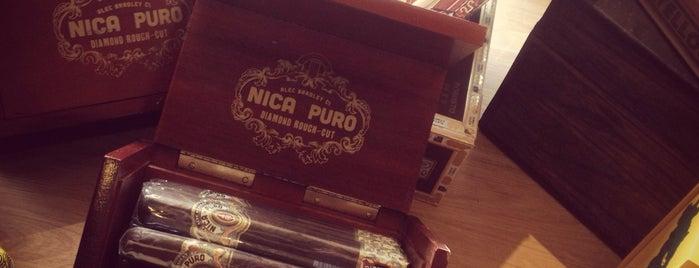 Señor Juan's Cigars is one of Posti che sono piaciuti a Nick.