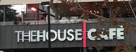 The House Café is one of Must-visit Arts & Entertainment in İstanbul.