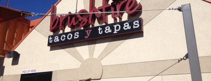 Brushfire Tacos y Tapas is one of Eats.