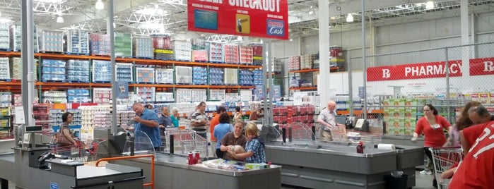 Costco is one of Canada.