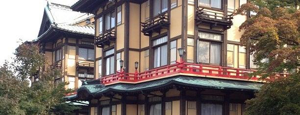 Fujiya Hotel is one of Juan Enrique'nin Beğendiği Mekanlar.
