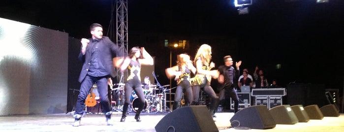 Gaziemir Festival Alanı is one of Mehmet Ali : понравившиеся места.
