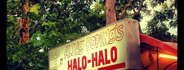 Aling Foping's Halo Halo is one of Orte, die Radeza Anne gefallen.