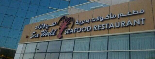 Sea World is one of Dubai Food 3.
