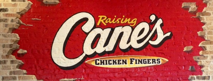 Raising Cane's Chicken Fingers is one of AKBさんのお気に入りスポット.