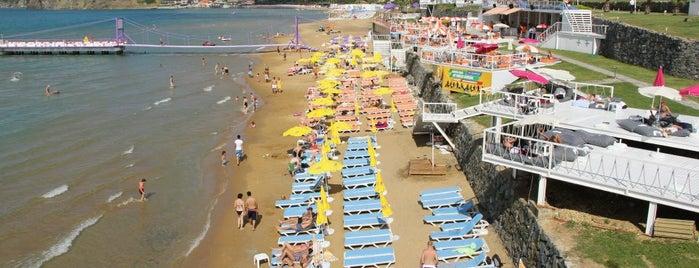 Solar Beach is one of Ferat: сохраненные места.