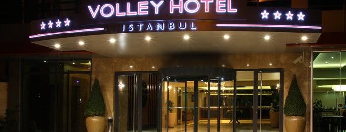 Volley Hotel İstanbul is one of En iyi Yılbaşı Fırsatları.