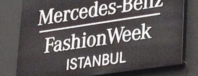 Karaköy Limanı Antrepoları is one of Fashion Week.