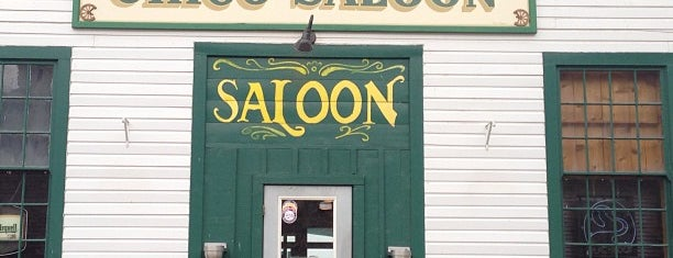 Chico Saloon is one of Montana.