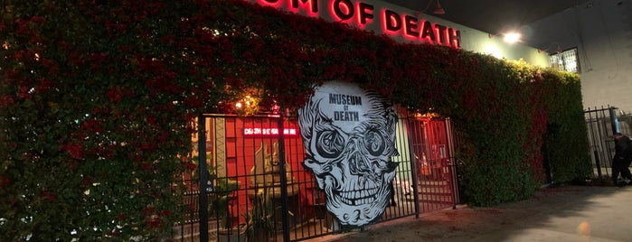 Museum of Death is one of Crystal : понравившиеся места.