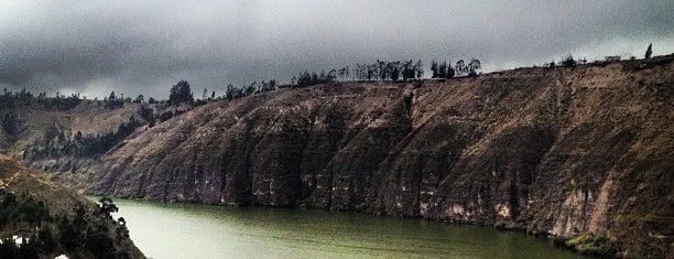 Laguna Del Yambo is one of Ecuador.