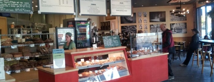 Grand Central Baking Company - Irvington is one of Portland.