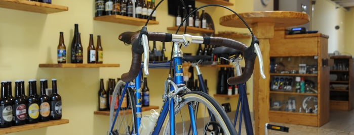 Bici & Birra is one of Cervezas artesanas.