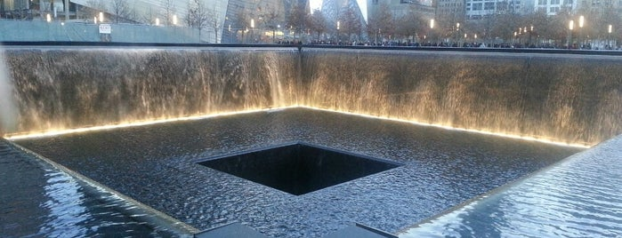 National September 11 Memorial & Museum is one of New York City.