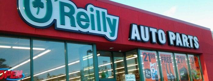 O'Reilly Auto Parts is one of สถานที่ที่ Dawn ถูกใจ.