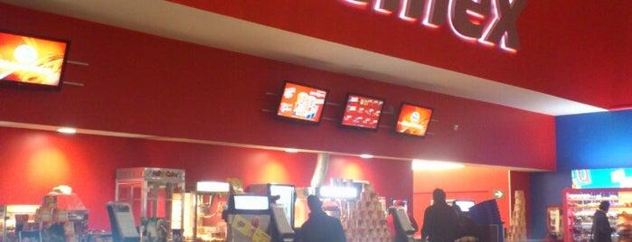 Cinemex is one of Lugares favoritos de Manuel.