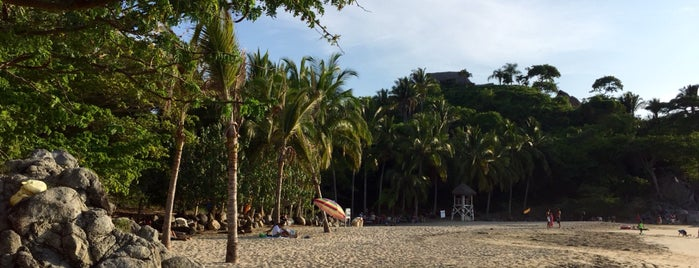 Playa Los muertos is one of Orte, die Pablo gefallen.