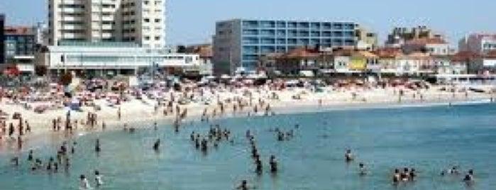 Praia de Espinho is one of portugal.