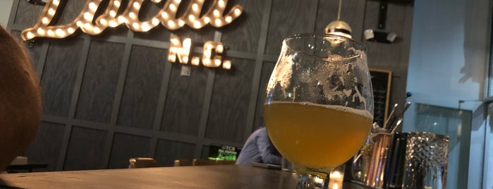 Little City Brewing + Provisions Co. is one of Raleigh.