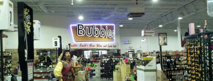 Bubbles Liquor World is one of Randy : понравившиеся места.