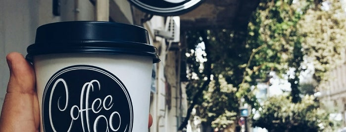 Coffee go is one of Baku calling.