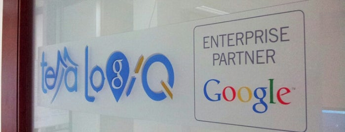 Terralogiq (Google Enterprise Partner) is one of Lieux qui ont plu à Hafizh.