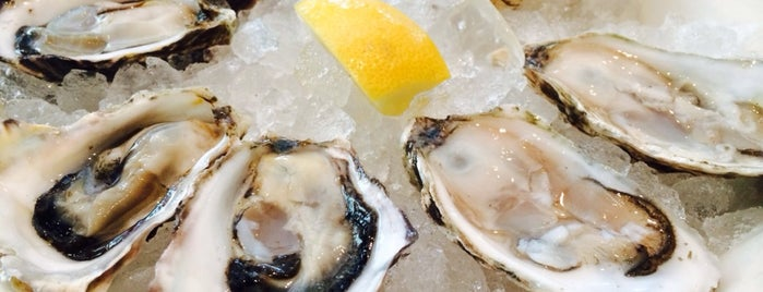 Perla's Seafood and Oyster Bar is one of 25 Top Spots for Oysters in the U.S..