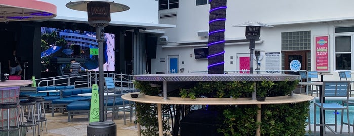 C-level rooftop terrace is one of Miami by Christina ✨.