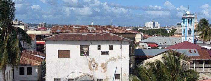Old Fort Zanzibar is one of Gespeicherte Orte von arz-ı.