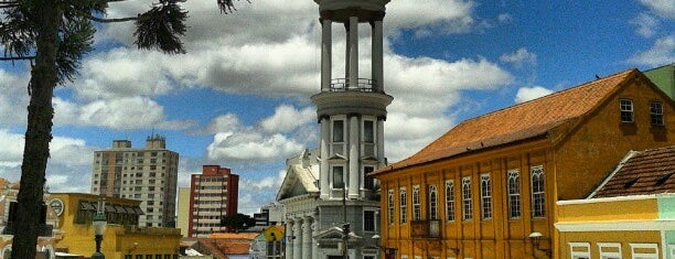 Feirinha do Largo da Ordem is one of Curitba.