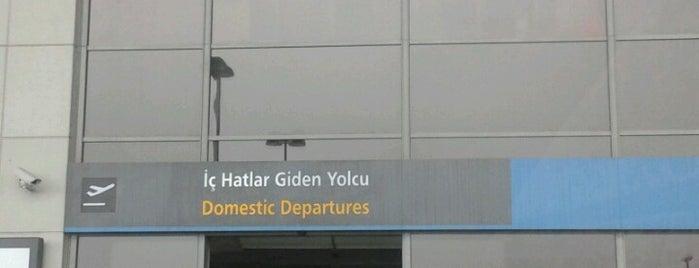 İç Hatlar Gidiş is one of Airports in Turkey.