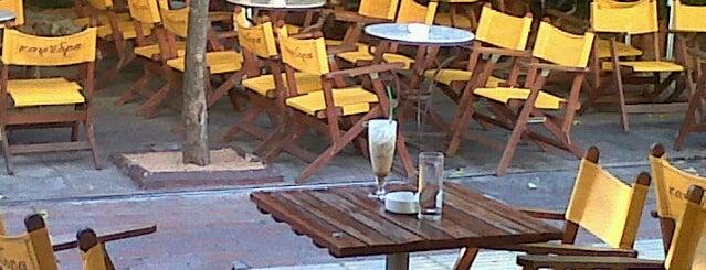 Καφ'έδρα is one of Τα τσιγάρα-τα ποτά και τα ξενύχτια....