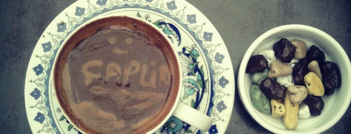 Çaplin Cafe is one of Yunusさんのお気に入りスポット.