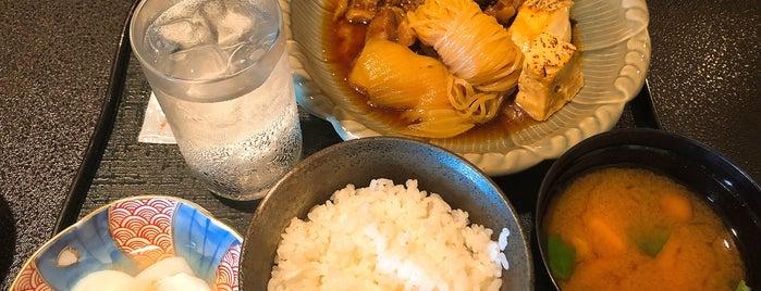 日本料理 むらこし is one of こんぶさんのお気に入りスポット.