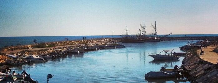 Evrenseki Yat Limanı is one of Black Snake Moan.
