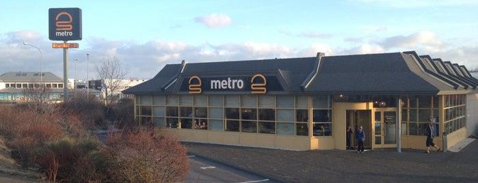 Metro is one of Gespeicherte Orte von N..