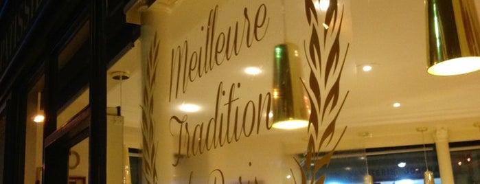 Boulangerie Lecamus is one of Paris - best spots! - Peter's Fav's.